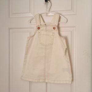 BNWT Old Navy Jean dress size 3T